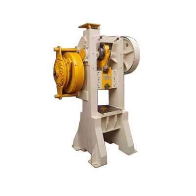50 Ton H Frame Pneumatic Clutch Power Press