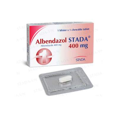 Albendazol STADA