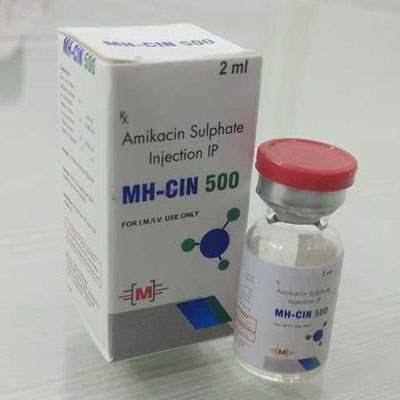 MH CIN 500 Injection