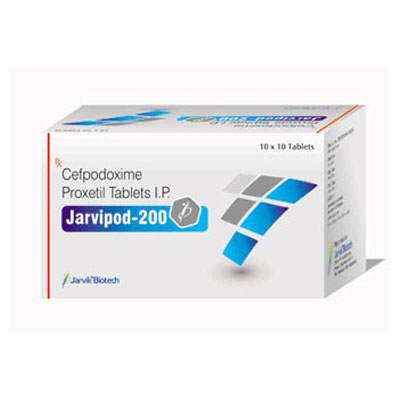 Jarvipod 200