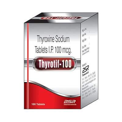 Thyrotif 100