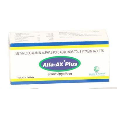 Alfa AX Plus