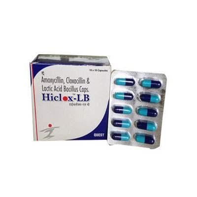 Hiclox LB