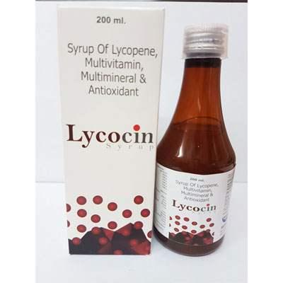 LYCOCIN SYRUP