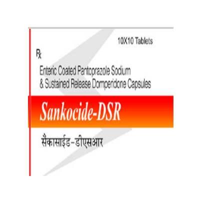Sankocide DSR