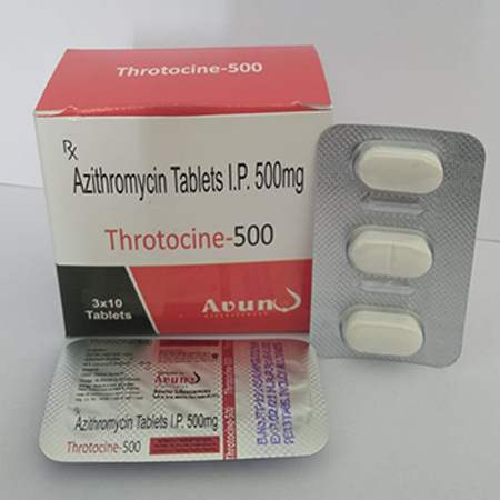 Throtocine 500