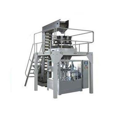 Aaloo Chips Packing Machine