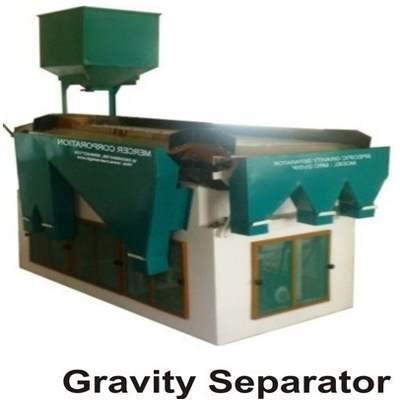 Gravity Seperator