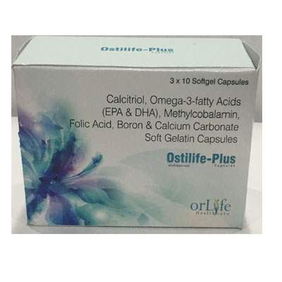 OSTILIFE PLUS