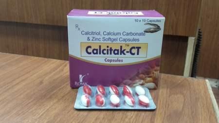 CALCITAK  CT