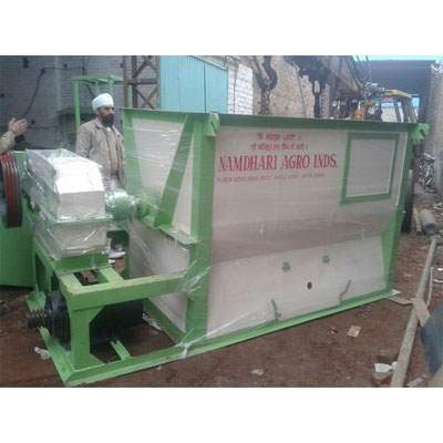 Cattle Feed Ribbon Mixer