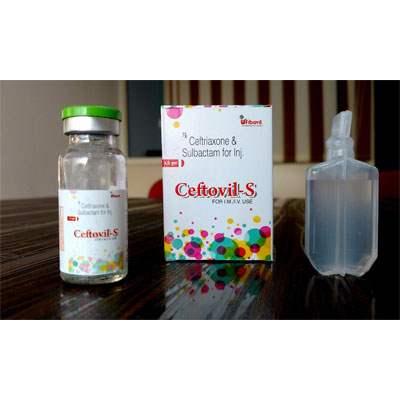Ceftovil S 1.5 Gm Inj