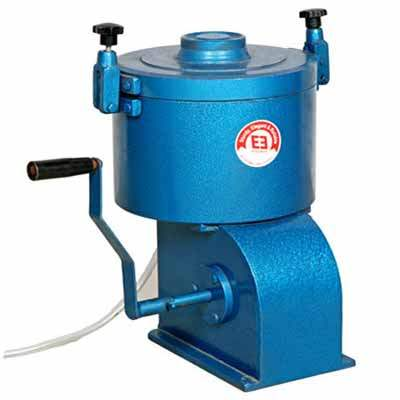 Centrifuge Extractor Hand And Motorised
