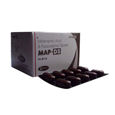 MAP DS