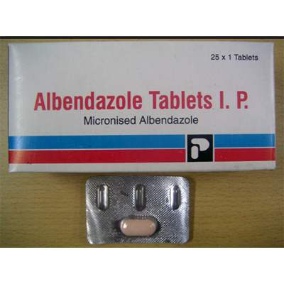 Micronised Albendazole