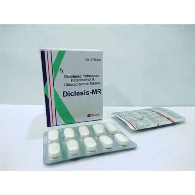 Diclosis MR