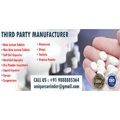 Third Party Medicine manufacturer companies in Chandigarh- Third