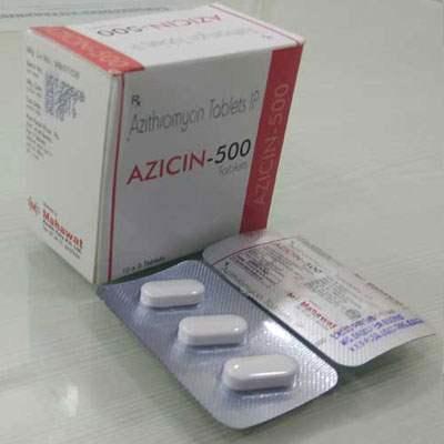 Azicin 500 Tablets