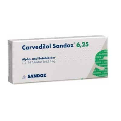 Carvedilol Sandoz