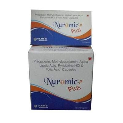 Nuromic p plus